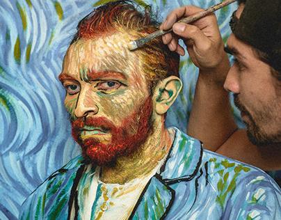 reviving Van Gogh