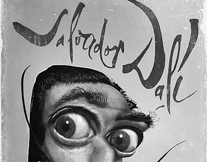 Salvador Dali - Photo Manipulation