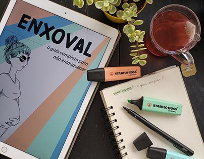 Ebook: ENXOVAL - O guia completo para não enlouquecer