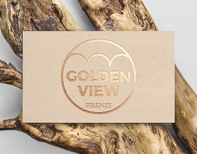 Golden View Branding