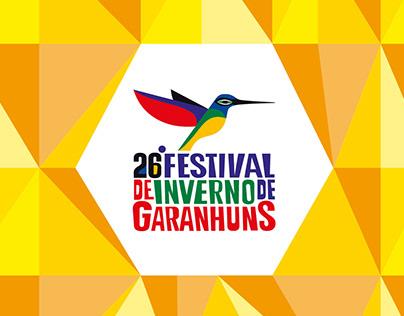 FESTIVAL DE INVERNO DE GARANHUNS 2016