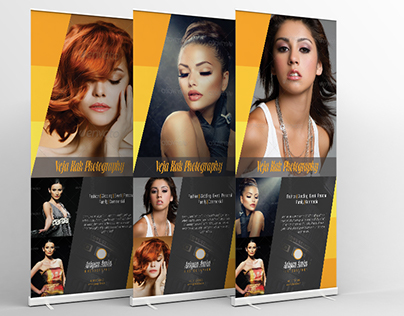 Photography Roll-up Banner (Freebie)