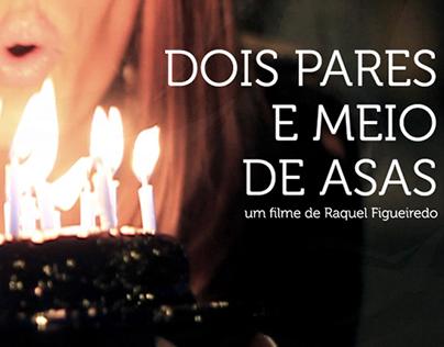Dois Pares e Meio de Asas, short film