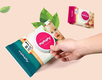 Mamamy- Vietnam: Packaging Design