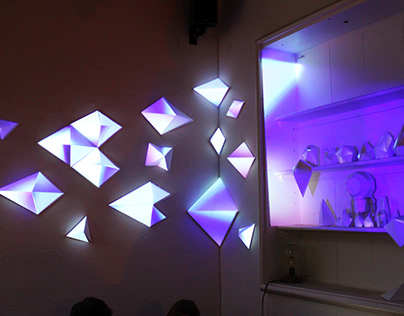 Light Night Projection Mapping | Star Explorer