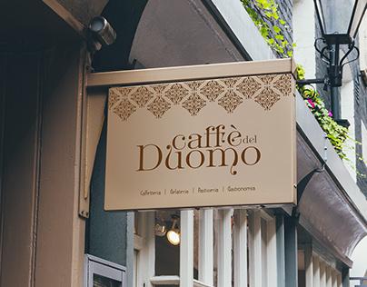 Caffe del Duomo - Corporate Identity