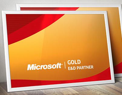 Microsoft Hardware Partners - logos