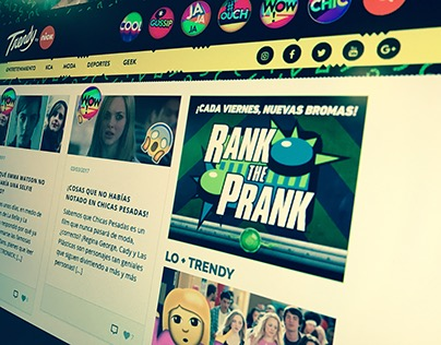 NICK | NEWS BLOG: Trendybynick.com