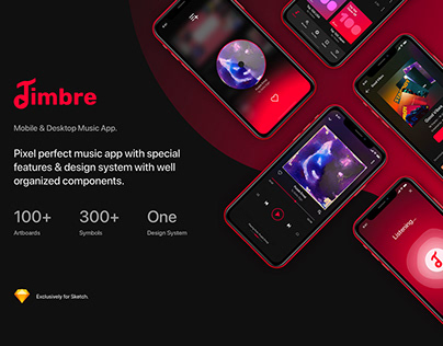 Timbre Music App
