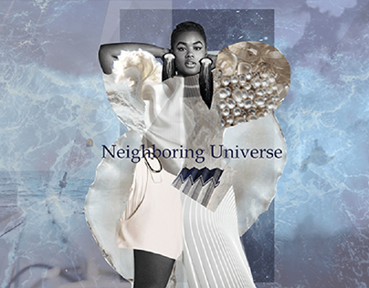 Neighboring Universe. Women's fashion collection