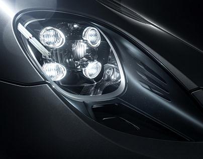 Porsche 918 | CGI