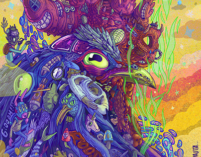 Trippy Animals