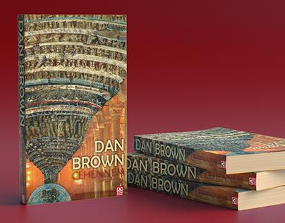 """""""Dan Brown - Cehennem"""" Kitap Kapağı Tasarımı"""