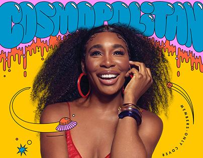 Cosmopolitan October 2021