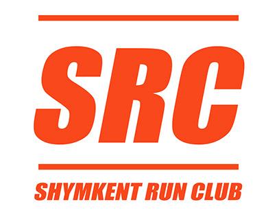 Logo for Shymkent Run Club