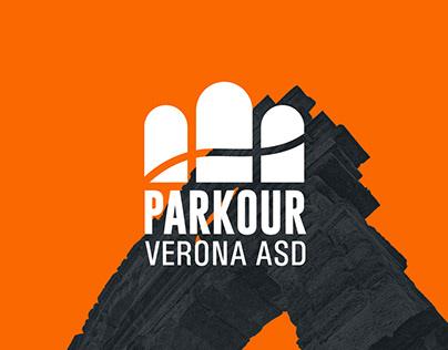 Parkour Verona - Brand Identity