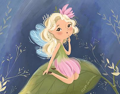 Stories about little fairies