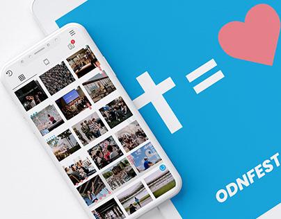 ODNOWIENIE FESTIVAL ▫ graphic design ▫ event
