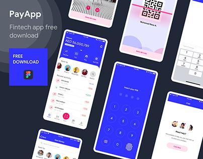 PayApp - Free Download Fintech App