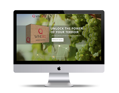Website Wineseq