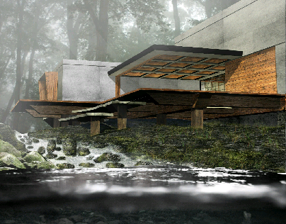 Japanese Contemporary Residence