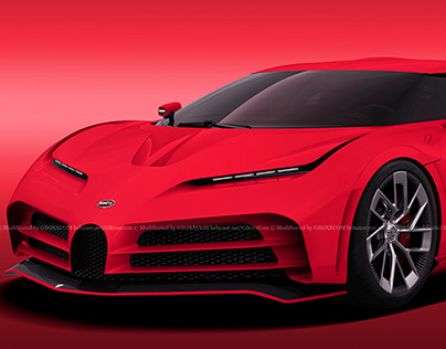 2020 Bugatti Centodieci Rouge