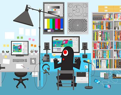 Home studio setup 2020 | Koshiro Torisu