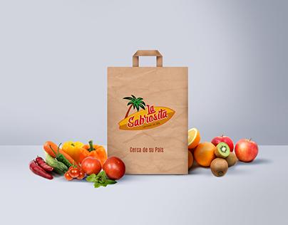 Redesign, Branding La Sabrosita Store