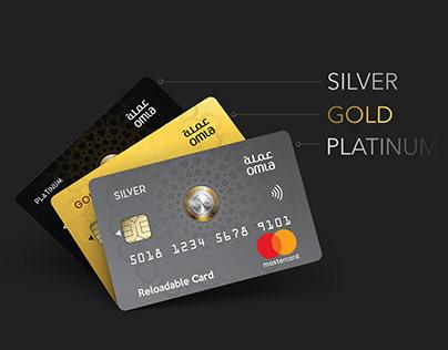Silver | Gold | Platinum Credit Card