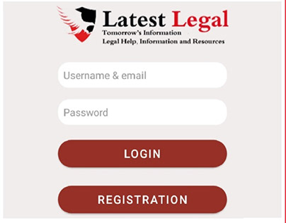 Latest Legal Advice App by Tech ICS