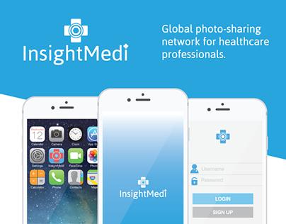 UI Materials for InsightMedi App