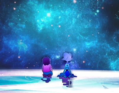 Steven in space
