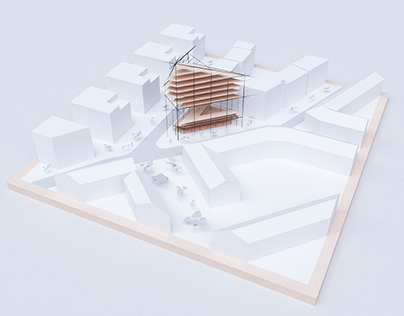 Architectural Sketches in Virtual Reality.