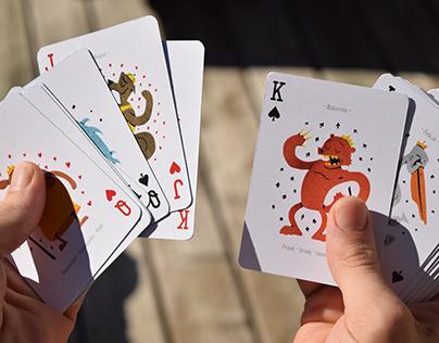 Spirit Animal Card Deck
