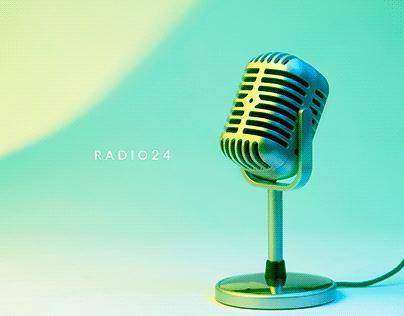 Radio24 - Rebranding - Contest