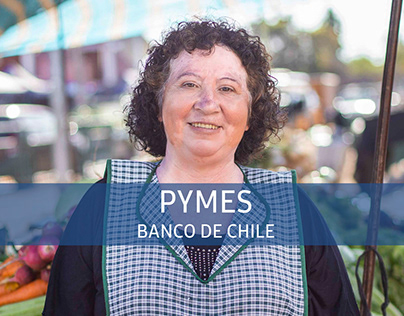 Retratos Pyme Banco de Chile