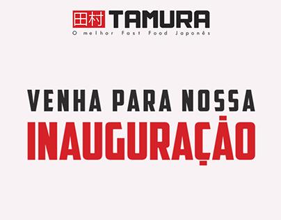 Gerenciamento de redes sociais - Tamura