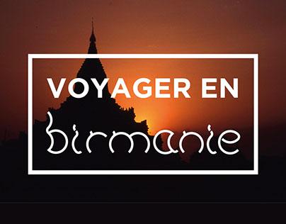 TZ-Birmanie FREE FONT