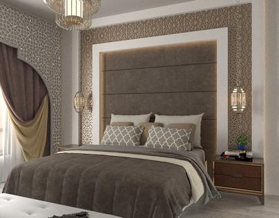 Master Bedroom ( Hotel Suite )