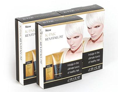 Joico K-PAK packaging