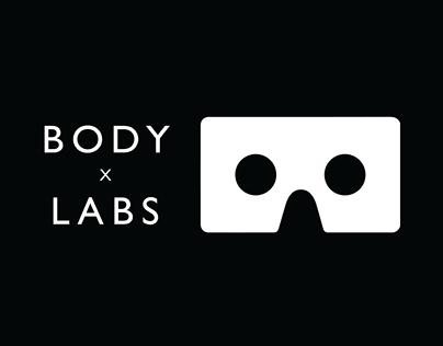 Body Labs VR Demo