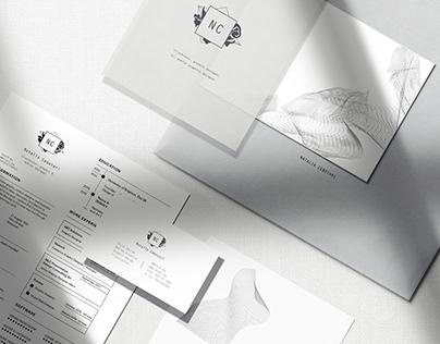 Personal Branding Visual Identity | Website Design