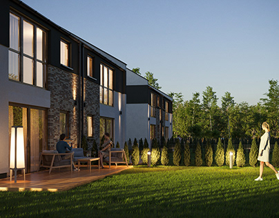 Exterior 06 - Small residential buildings