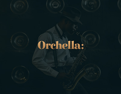Brand identity System for Orchella