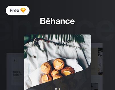 Branding - French Bakery - UI & Print Design