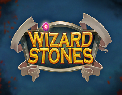 Wizard Stones Game Art