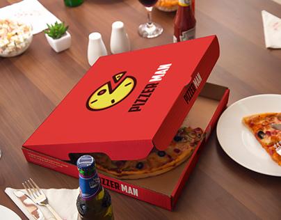 LOGO Pizzer Man
