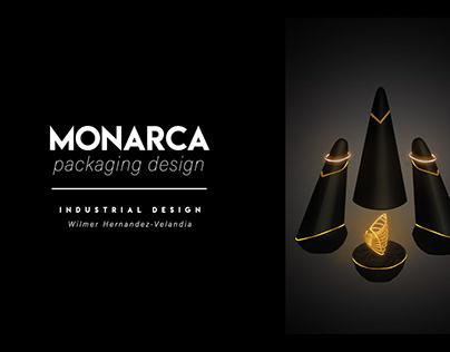 MONARCA: Packaging design