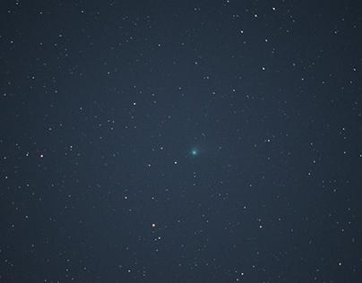 C/2013 US10 Comet Catalina
