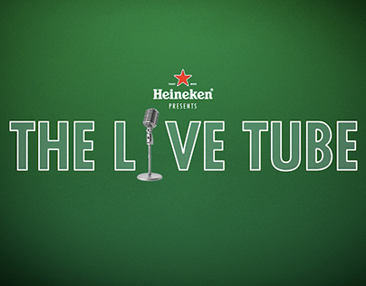 Heineken - The Live Tube